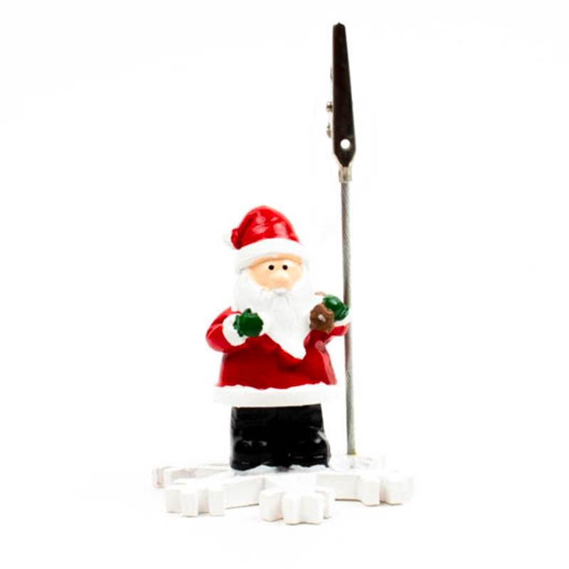 Babbo Natale Clip Sacco
