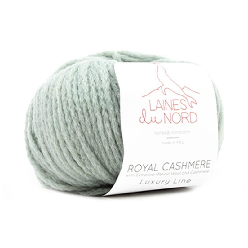 Royal Cashmere Verde Pastello