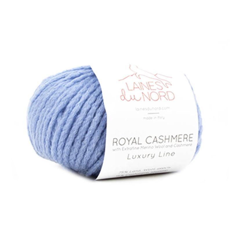 Royal Cashmere Azzurro Baby