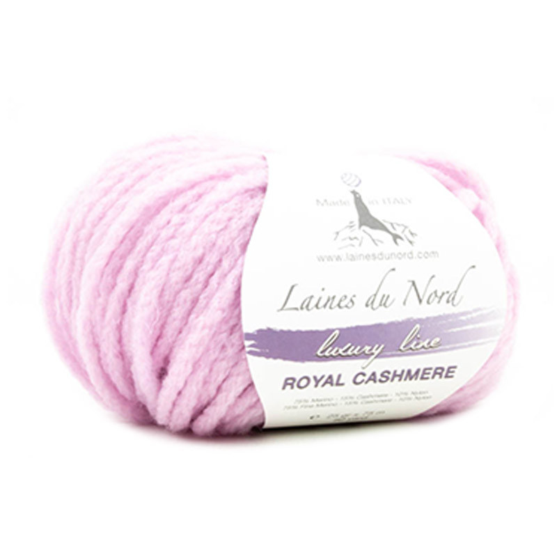 Royal Cashmere Rosa Baby
