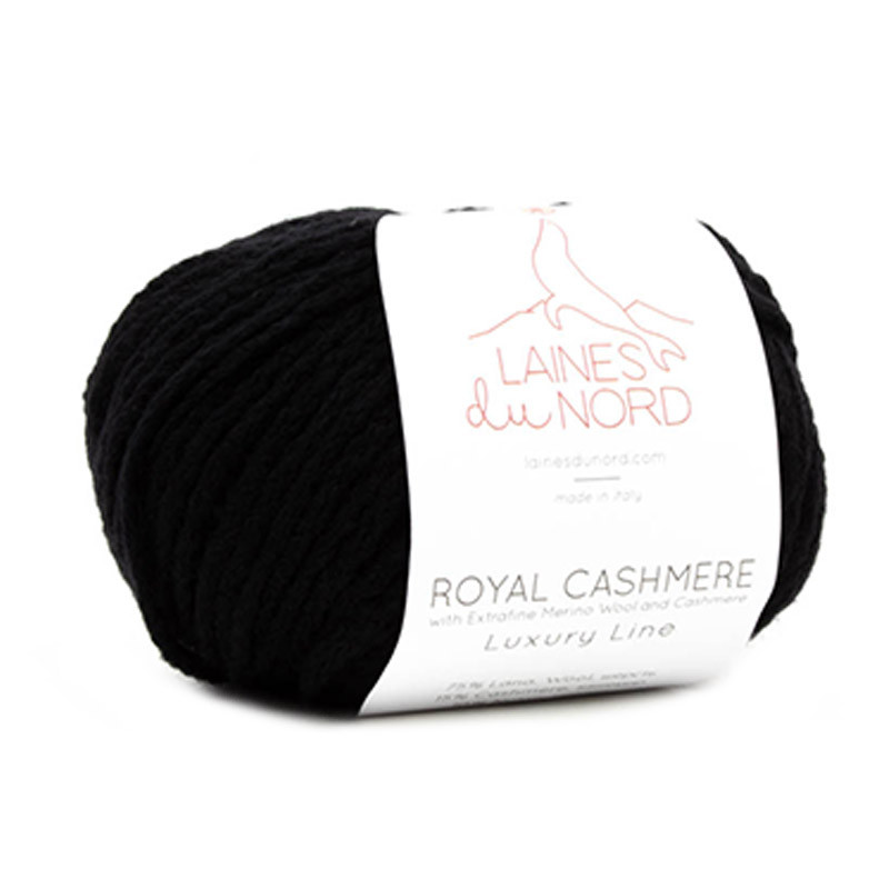 Royal Cashmere Nero