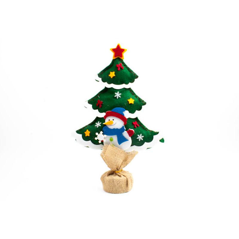 Albero Natale 38 cm Verde