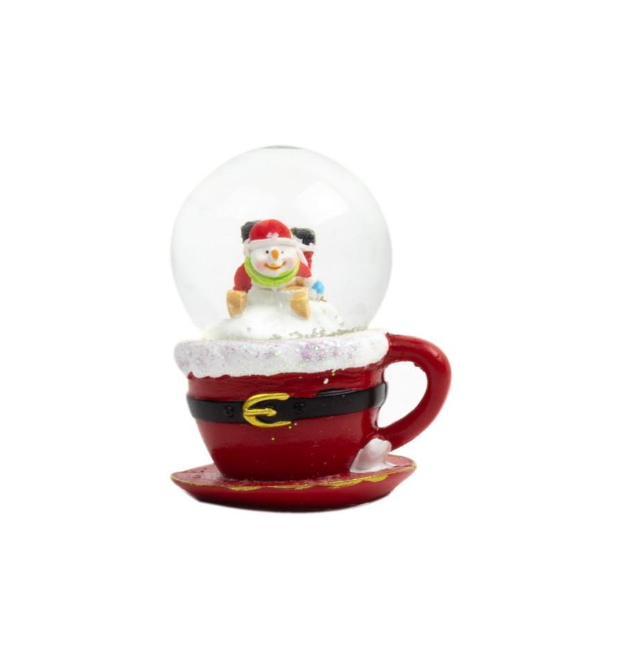 Palla di Neve tazza Pupazzo