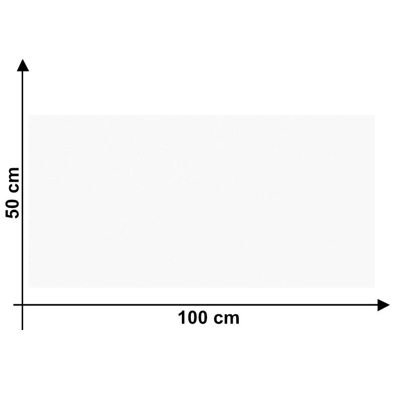 Feltro 3mm Bianco A