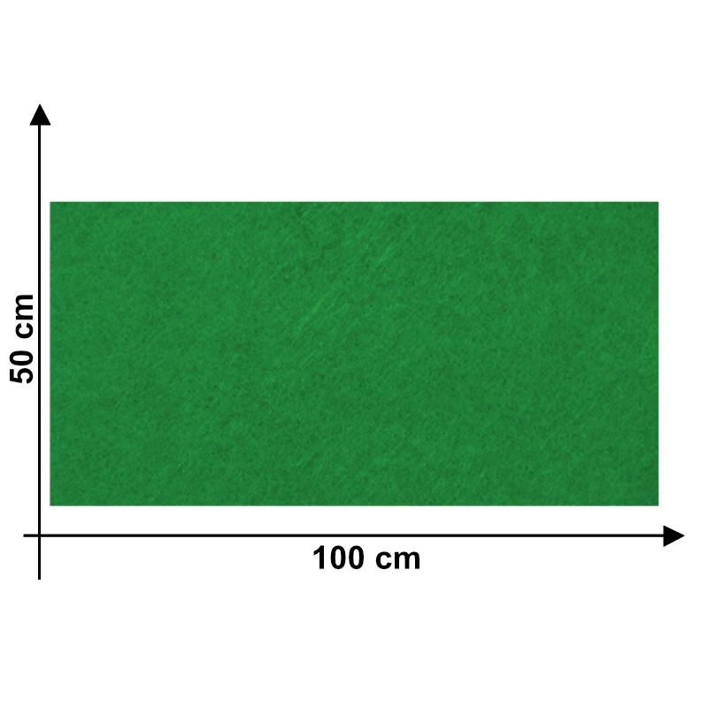 Feltro 3mm Verde J