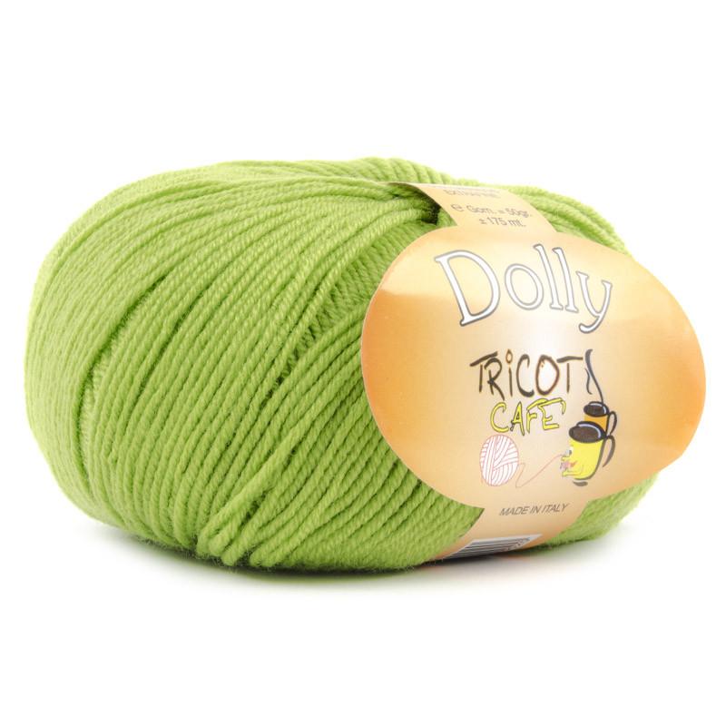 Dolly - Filato Pura Lana Merinos Extrafine - Verde Acido 21